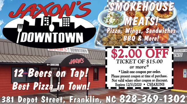 BBQ_Pizza_Wings_Jaxons_Franklin_North_Carolina