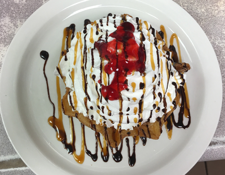 Mexican_Restaurant_dessert_fried_ice_cream_Franklin_North_Carolina