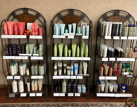 aveda_products_sophisticut_hair_salon_and_day_spa_franklin_north_carolina