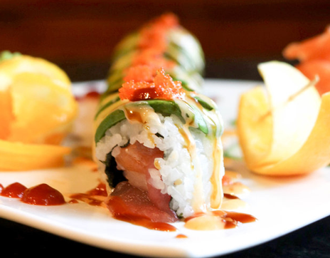kobe_express_franklin_north_carolina_paradise_roll