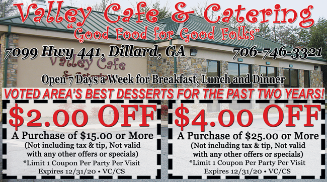 Valley_Cafe_and_Catering_Dillard_Georgia_ad_Oct_Dec2020