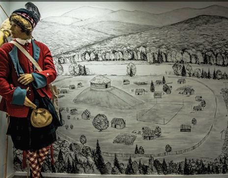 neolithic_village_franklin_north_carolina_scottish_tartans_museum