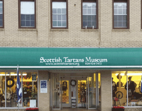 scottish_tartans_storefront_Franklin_north_Carolina