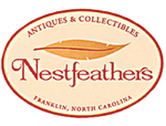 logo_nestfeathers_antiques_franklin_north_carolina