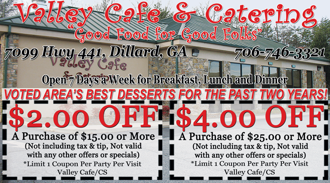 Valley_Cafe_and_Catering_Dillard_Georgia_ad_2021