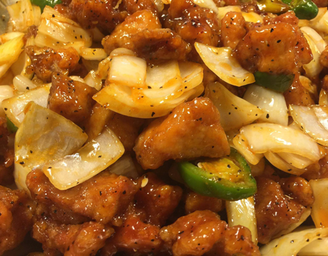 General_Tsos_Chicken_asian_king_buffet_frankin_north_carolina