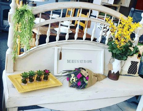 furniture_flips_more_white_bench_franklin_north_carolina